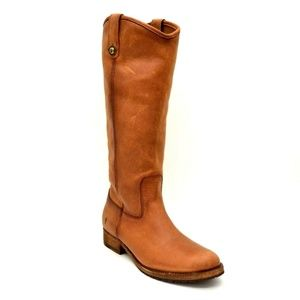 Frye Womens Melissa Leather Riding Boots 7.5 New